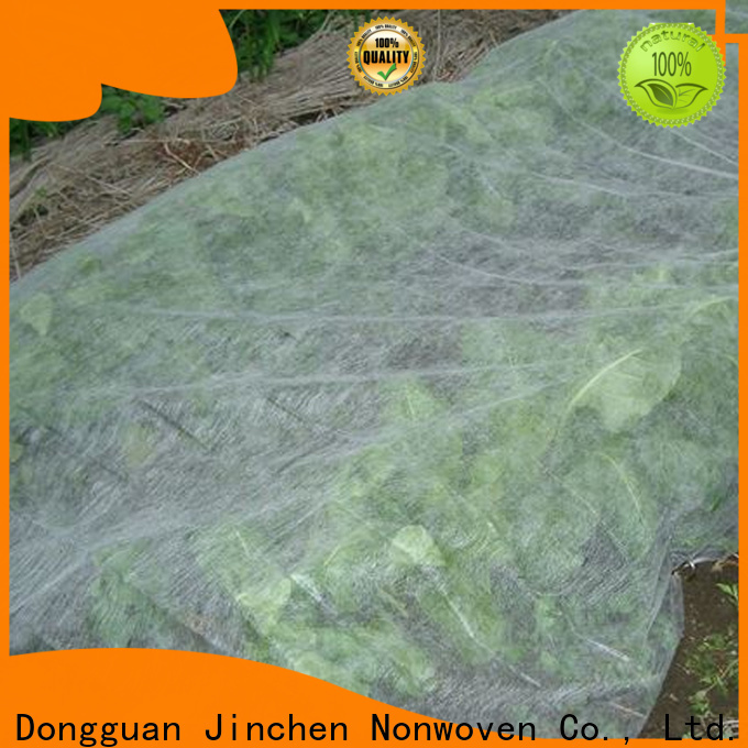 Jinchen high quality agriculture non woven fabric timeless design for greenhouse