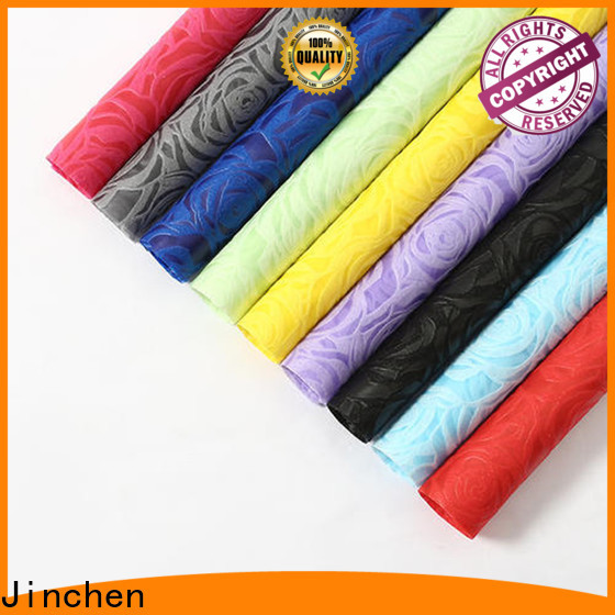 Jinchen high quality PP Spunbond Nonwoven chinese manufacturer for agriculture