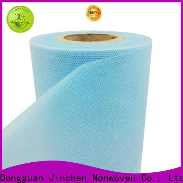Jinchen nonwoven for medical awarded supplier for surgery