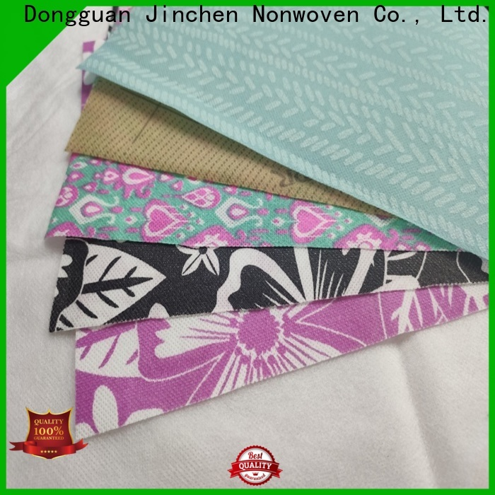 Jinchen custom embossed non woven fabric wholesale for agriculture