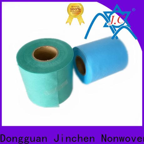 Jinchen non woven medical textiles exporter for personal care