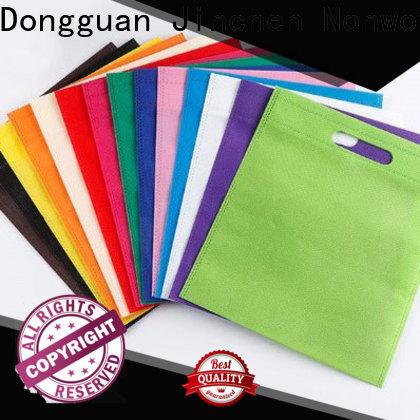 Jinchen u cut non woven bags spot seller for sale