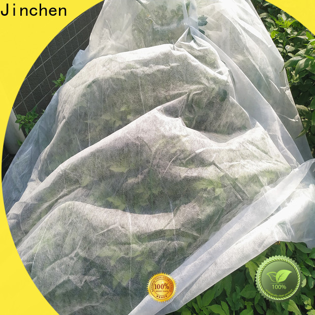 Jinchen professional spunbond nonwoven fabric manufacturer for garden