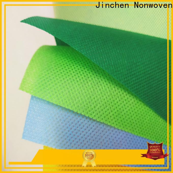 Jinchen non woven textile manufacturer