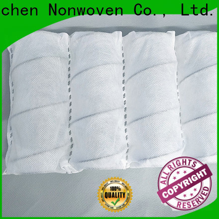 hot sale non woven fabric products factory for sofa