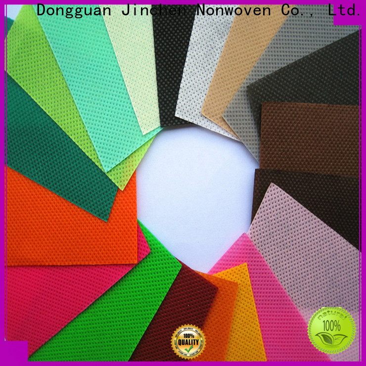 colorful embossed non woven fabric spot seller for sale