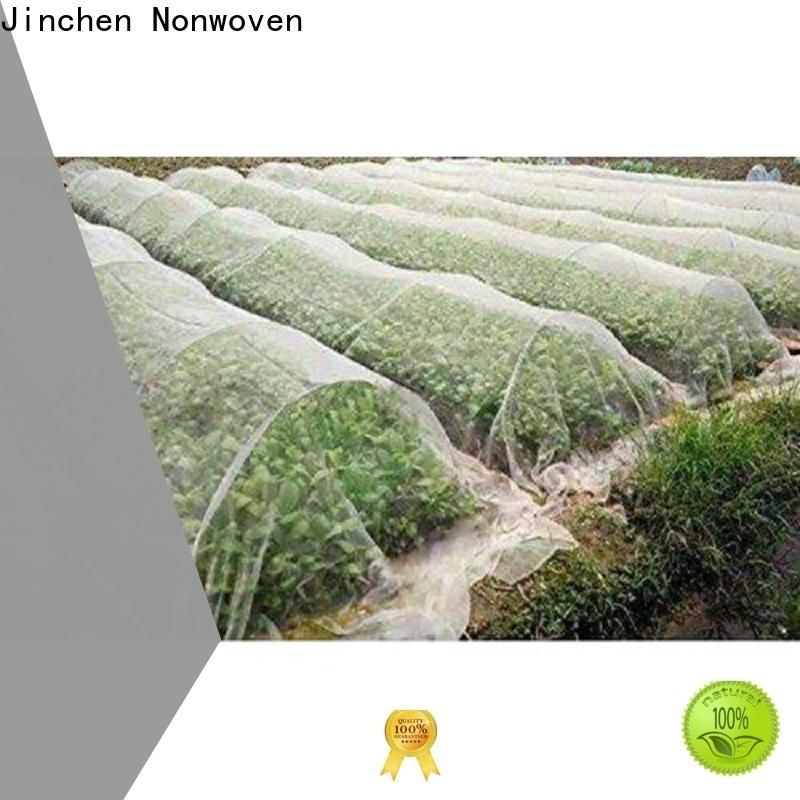 Jinchen wholesale spunbond nonwoven supplier for greenhouse
