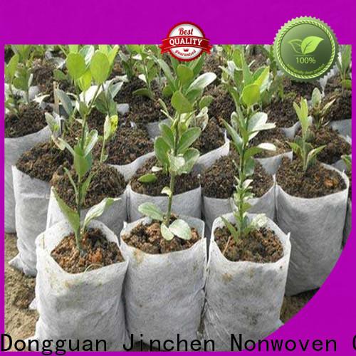 Jinchen professional spunbond nonwoven fabric supplier for garden