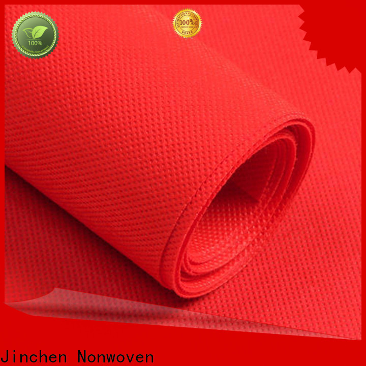 Jinchen latest pp non woven fabric trader for pillow