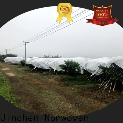 Jinchen anti uv agricultural fabric exporter for tree