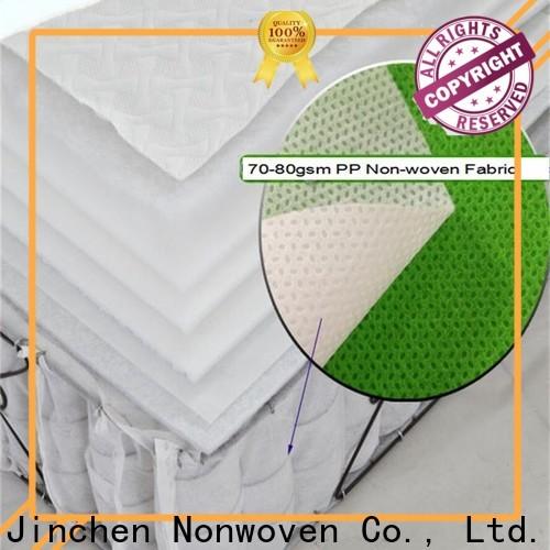 Jinchen pp non woven fabric spot seller for sofa