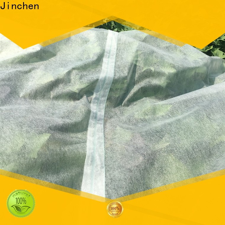 Jinchen agriculture non woven fabric supplier for greenhouse