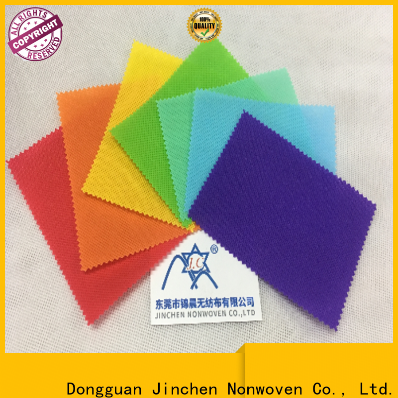 Jinchen latest printed non woven fabric chinese manufacturer for agriculture