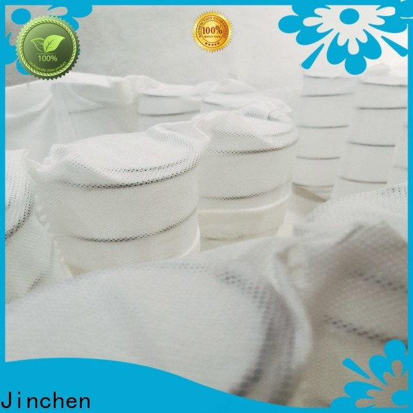 Jinchen non woven fabric products manufacturer for mattress