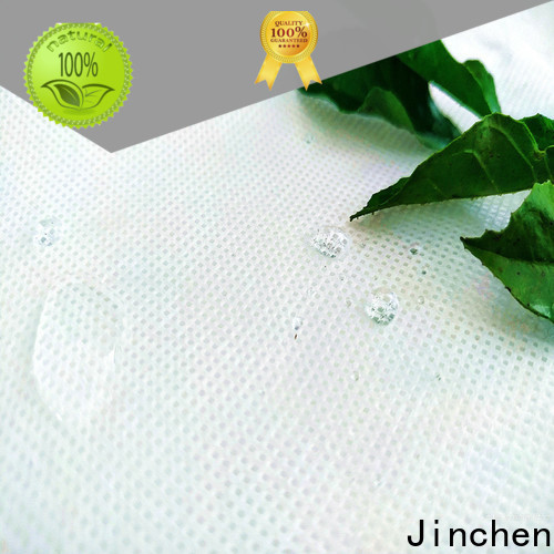 Jinchen new printed non woven fabric one-stop solutions for furniture