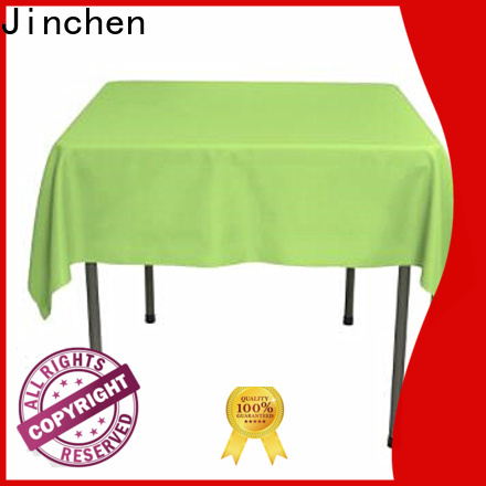 Jinchen new tnt fabric factory for dinning room