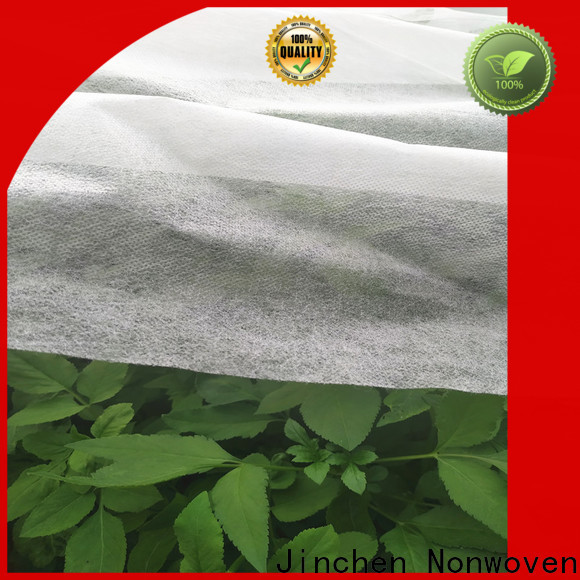 Jinchen agricultural fabric manufacturer for garden