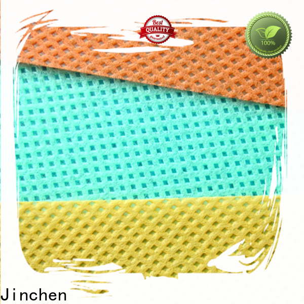 Jinchen top embossed non woven fabric supplier for agriculture