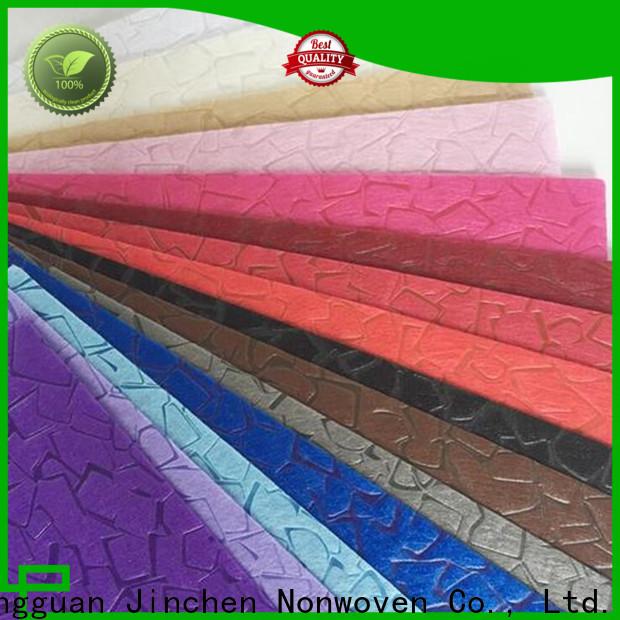 Jinchen virgin PP Spunbond Nonwoven awarded supplier for sale