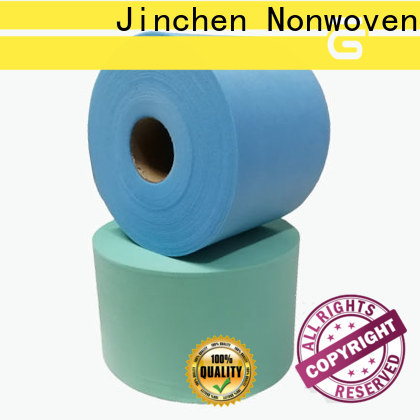 Jinchen superior quality non woven fabric for medical use producer for hospital