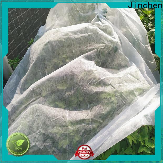 Jinchen agriculture non woven fabric trader for garden