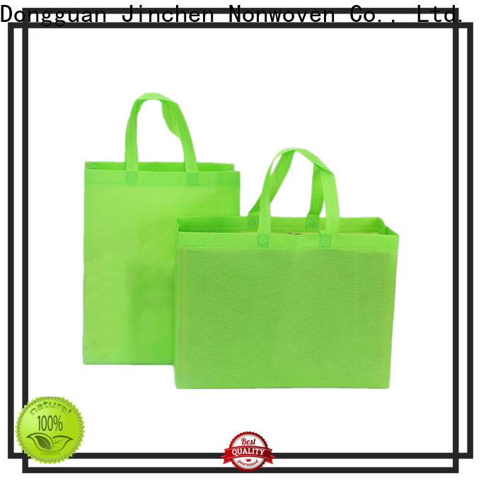 Jinchen non woven bags wholesale affordable solutions for sale