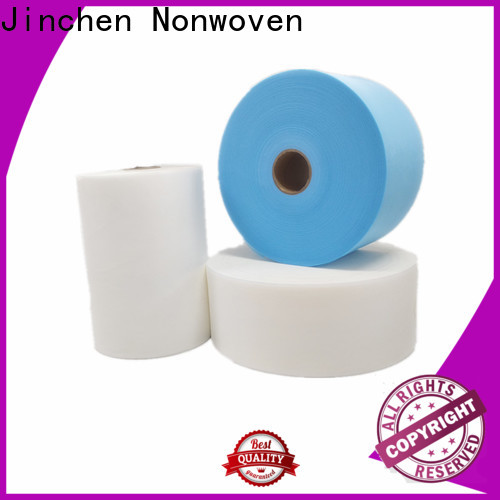 Jinchen medical non woven fabric exporter for personal care