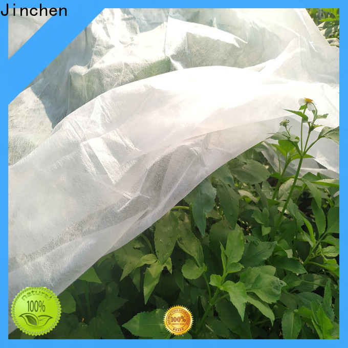 Jinchen agriculture non woven fabric one-stop solutions for greenhouse