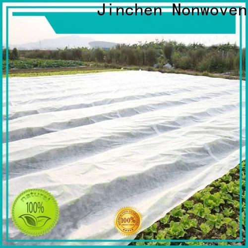Jinchen ultra width spunbond nonwoven producer for garden