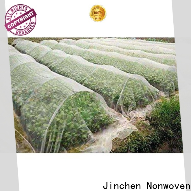 Jinchen custom spunbond nonwoven solution expert for greenhouse
