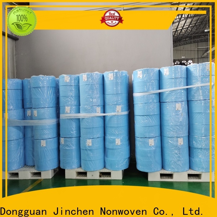 Jinchen superior quality medical non woven fabric trader for sale