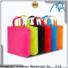 Jinchen pp non woven bags exporter for shopping mall
