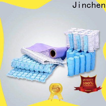 Jinchen good selling non woven fabric products trader for bed