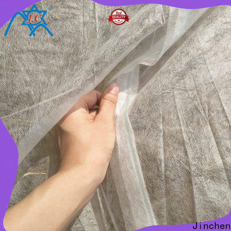 Jinchen agricultural fabric supplier for greenhouse