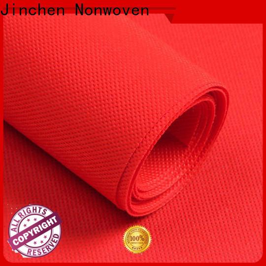 Jinchen top pp non woven fabric manufacturer for mattress