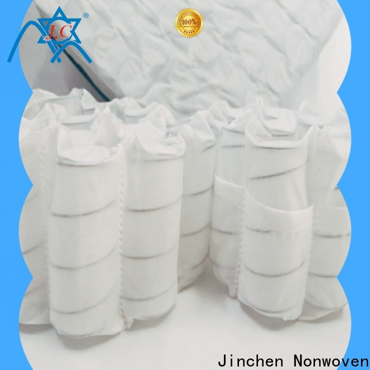 Jinchen good selling non woven manufacturer supplier for sofa