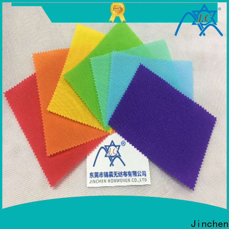 Jinchen embossed non woven fabric manufacturer for agriculture