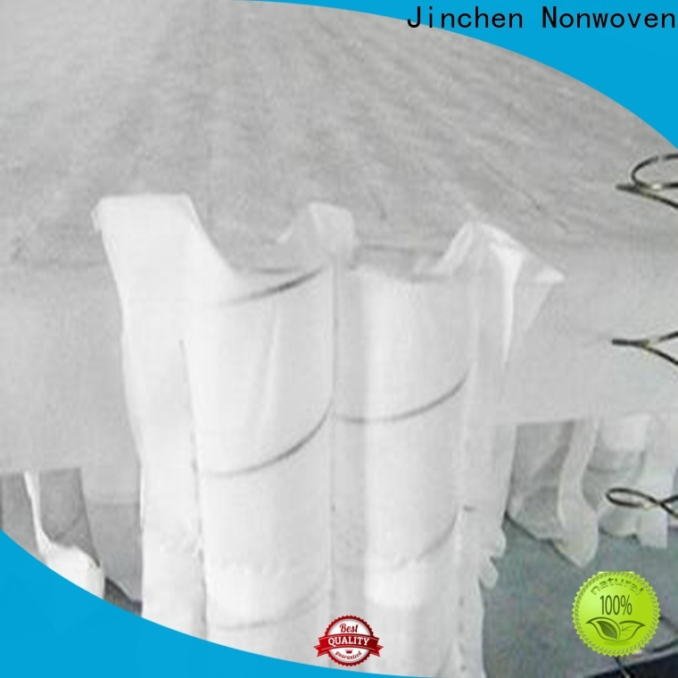Jinchen hot sale non woven manufacturer one-stop solutions for pillow