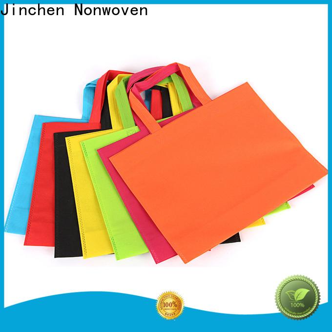 Jinchen non woven carry bags supplier for supermarket