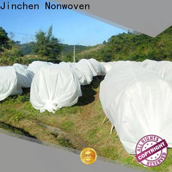 Jinchen agriculture non woven fabric affordable solutions for garden