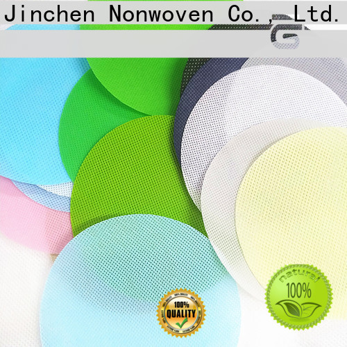 Jinchen new polypropylene spunbond nonwoven fabric solution expert for sale
