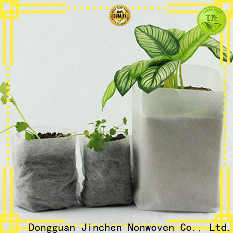 Jinchen spunbond nonwoven fabric solution expert for garden