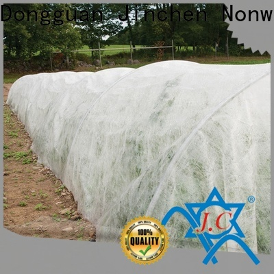 Jinchen ultra width agriculture non woven fabric producer for tree