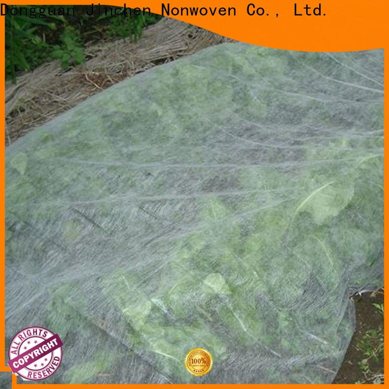 Jinchen agriculture non woven fabric manufacturer for garden