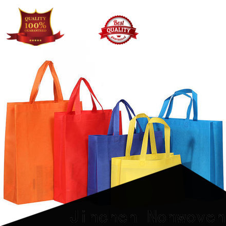 Jinchen new non plastic bags awarded supplier for shopping mall