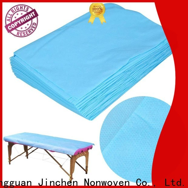 Jinchen medical non woven fabric exporter for medical products