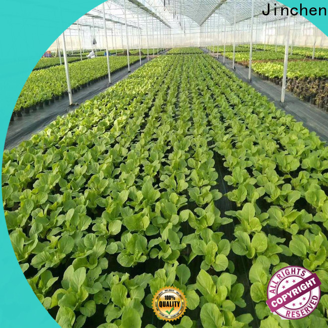 Jinchen agricultural fabric suppliers awarded supplier for greenhouse