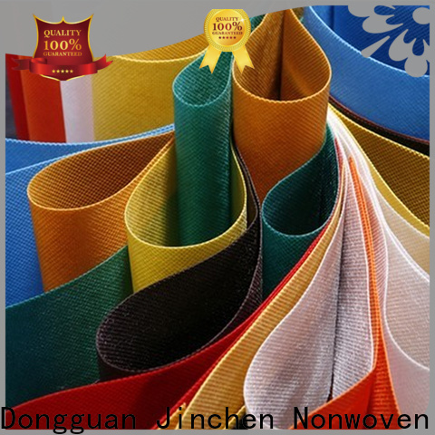 Jinchen top PP Spunbond Nonwoven manufacturer for furniture