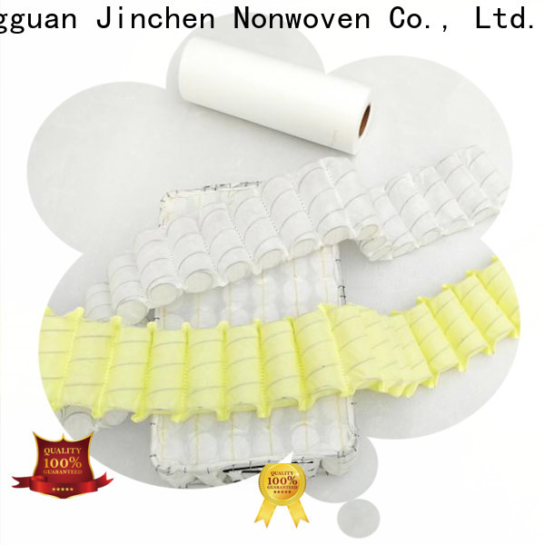 Jinchen high quality non woven fabric products one-stop solutions for bed