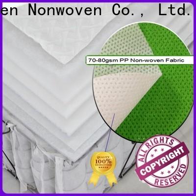 Jinchen custom non woven manufacturer one-stop solutions for mattress
